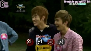 [6T] 121026 Teen Top _ 100- Rising Brothers E01_clip3_00_00_08_08